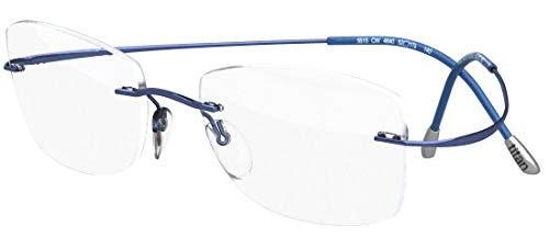 Occhiali da vista Silhouette TMA MUST COLLECTION 5515/CU Light Blue 54/17/140 unisex