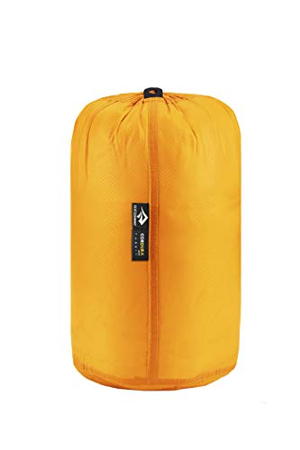 Sea to Summit Ultra-SIL Stuff Sack, Yellow, 15 Liter