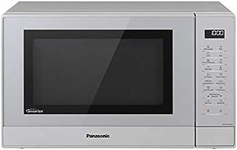 Panasonic NN-GT47KMGPG Microondas combinado, Acero Inoxidable, plata