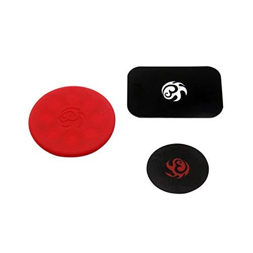 Magnética Titular de la Tableta Soporte de Montaje en Pared Soporte for Coche adsorción Principio Soporte for Casi Todos los móviles Tablets, Soporte para teléfono móvil con ángulo Ajustable