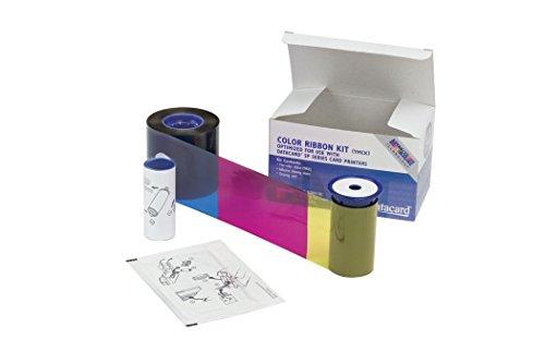 Datacard YMCKT - Farbband farbenfroh - 250 Bilder (534000-002)
