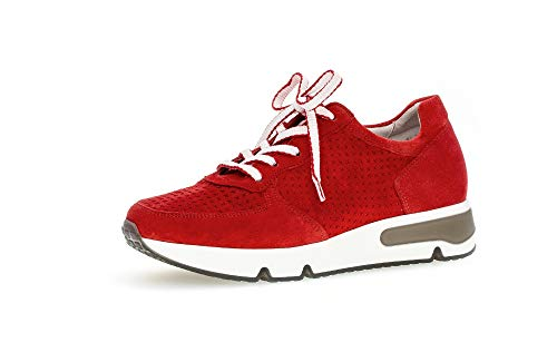 Gabor Damessneakers, lage sneakers voor dames, comfortabel, meervoudig