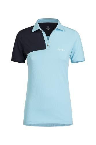 Montura Delta Polo pour Femme Bleu Glace/Bleu, XS