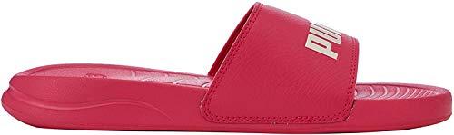 PUMA Unisex-Erwachsene Popcat 20 Zapatos de Playa y Piscina, Pink (Bright Rose-Rosewater), 42 EU