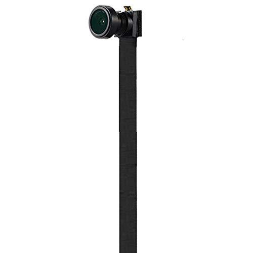 Video De La Cámara Espía Wifi 4K, Detección De Movimiento Con Cámara De Niñera Oculta, Cámara Flexible Inalámbrica Pequeña 4-6 Horas De Trabajo, Para El Sistema De Seguridad Residencial ,64G