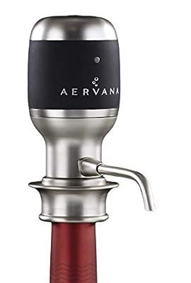 Aervana Original: 1 Touch Luxury Wine Aerator