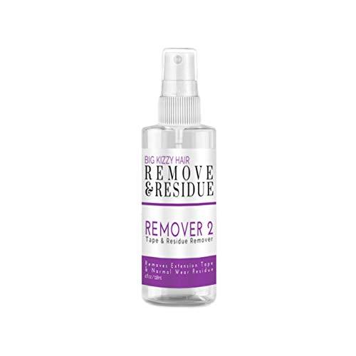Big Kizzy Remover 2, Remove & Residue 4oz