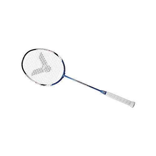 Victor Brave Sward 12 Badminton Racket (Unstrung)-Roayal Bule