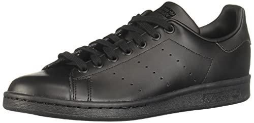 adidas Stan Smith, Scarpe da Ginnastica Basse Uomo, Nero (Black M20327), 41 1/3 EU