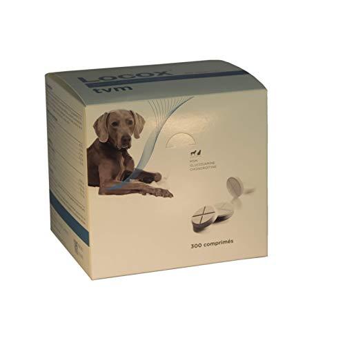 Locox 300 comprimés fonctionnement des articulations chien et chat