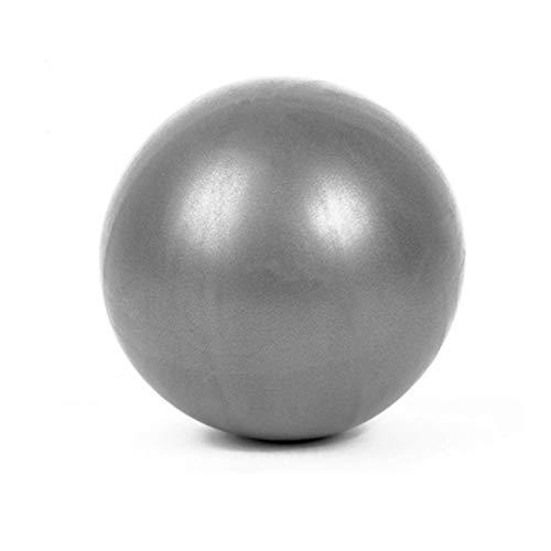 Pelota de Ejercicios, 25 cm Ejercicio Pilates Balance Gimnasia Ejercicio Fitness Ball, Soft Gym Pilates Over Ball Anti Burst Yoga Bola de parto suizo, para Yoga, Pilates, Fitness, Embarazo, Mejora el