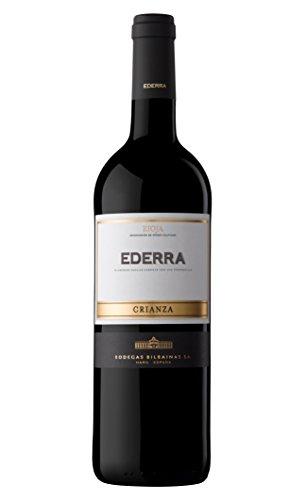 Vino Tinto Ederra Cr 75 cl D.O. Rioja