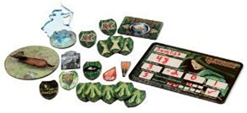 Ranger Token Set for Dungeons and Dragons 4E by Gale Force 9