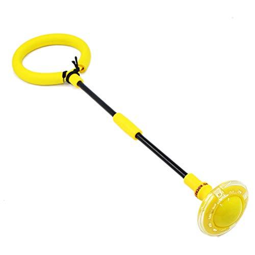 Skip Ball Jumping Fußkraft Ball Faltbare springende Kugel Knöchel Sprung Ring Spielzeug Outdoor Sports Fitness Spielzeug Für Erwachsene Kinder Kind