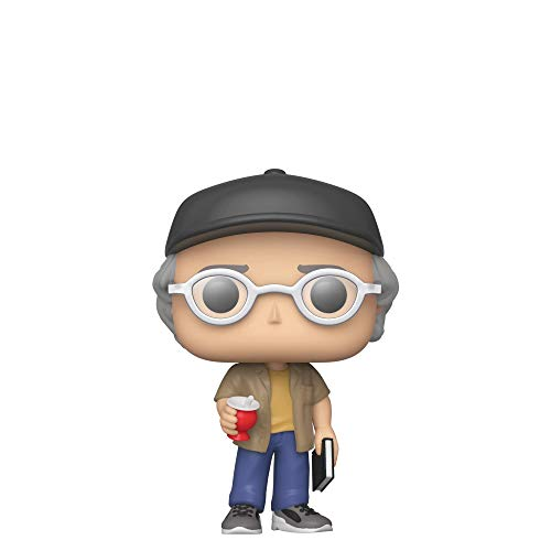Funko 45657 POP Movies: IT 2 - Shop Keeper (Stephen King) Chapter 2 Balloon 12 Collectible Toy, Multicolour