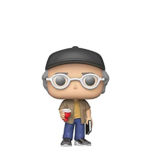 Funko- Pop Movies: IT 2-Shop Keeper (Stephen King) Chapter 2 Balloon 12 Collectible Toy, Multicolor (45657) 7