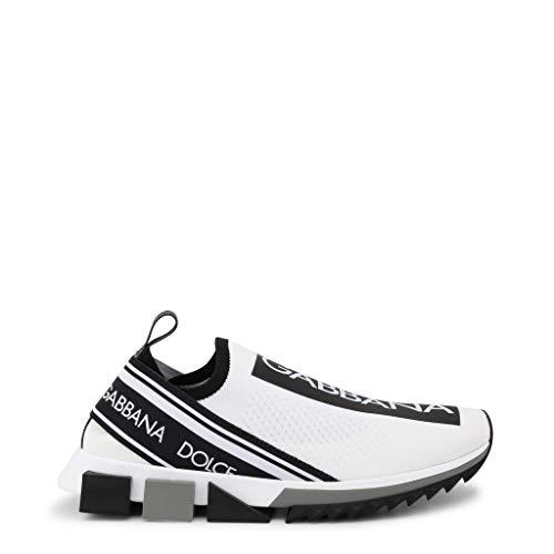 Dolce&Gabbana Sneaker CS1595_AH677 Hombre Color: Blanco Talla: 41