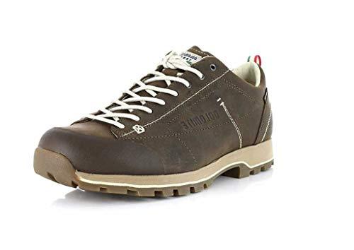 Dolomite Unisex-Erwachsene Zapato Cinquantaquattro Low Fg GTX Trekking- & Wanderhalbschuhe, Dark Brown, 44 EU