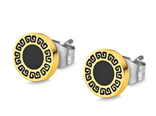 Lotus Style Pendientes modelo LS2164-4/2 de la colección Men's Earrings en acero para caballero