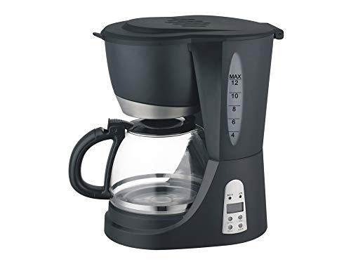 Cafetera Goteo Programable 12 Tazas Marca PURLINE