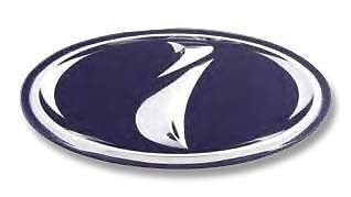 "93-08 Subaru Impreza & 02-05 Impreza W/Sport Mesh Grill BLUe""I"" Emblem OEM NEW"