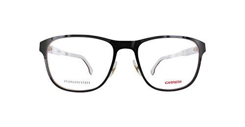 Carrera CARRERA1104/V Carrera Brillengestelle Carrera1104/V-807-54 Herren Rechteckig Brillengestelle 54, Schwarz