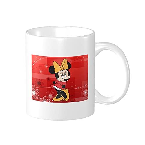 Taza de café de Minnie Divertido regalo de cumpleaños número 30 para mujeres y hombres Taza divertida presente