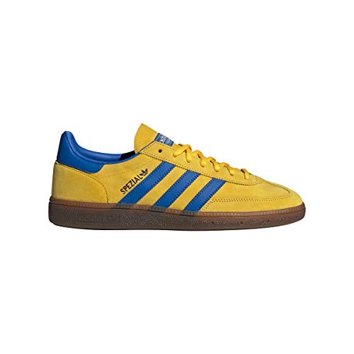 adidas Originals Handball Spezial, Wonder Glow-Blue-Gum, 8,5