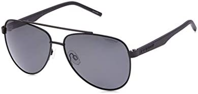 Polaroid Men's Sunglasses Aviator PLD 2043/S - Black