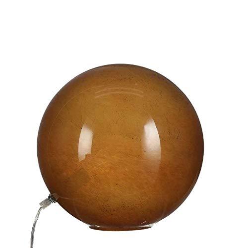 Casa Vivante Tafellamp Julius beige, E14 fitting - 28 x Ø 29 cm