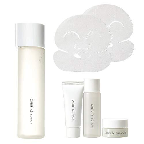 オルビス(ORBIS) オルビスユー プレミアム体験セット(化粧水本品、1週間トライアルセット、マスク2枚)