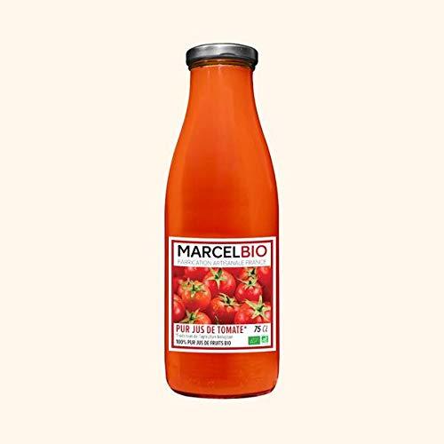 Pur Jus de Tomates Bio - 75cl