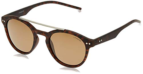 Polaroid PLD 6030/S SP N9P 50 gafas de sol, Marrón (Matt Havana/Bronze Pz), Unisex-Adulto