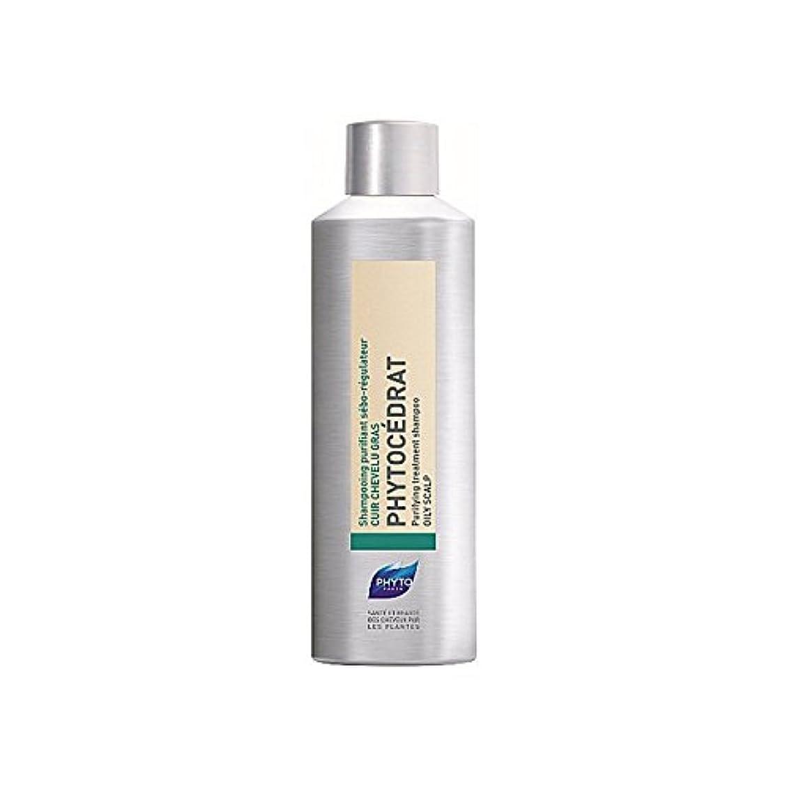 サッカー編集する北西Phyto Phytocedrat Shampoo 200ml (Pack of 6) - フィトシャンプー200ミリリットル x6 [並行輸入品]