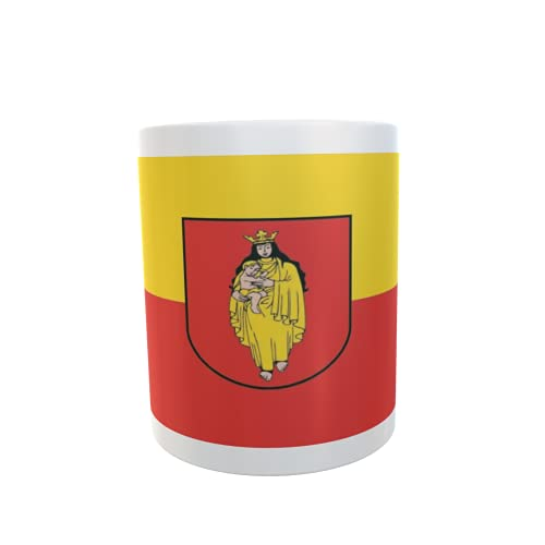U24 Tasse Kaffeebecher Mug Cup Flagge Genthin
