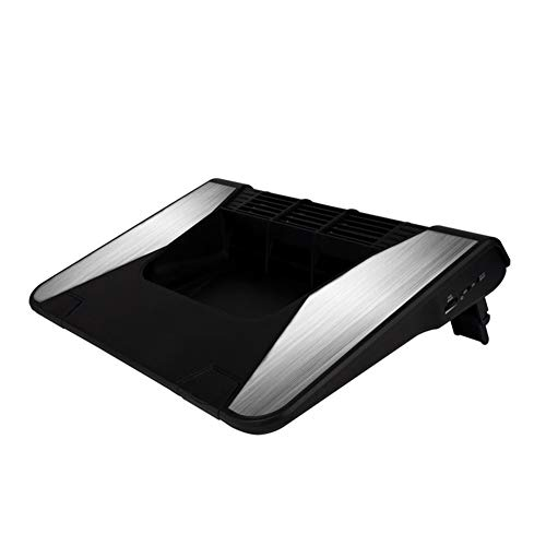 Notebook Cooler, Fanless Gaming Gaming-Staubsaug 15,6-Zoll-Notebook-Computer-Cooling Pad
