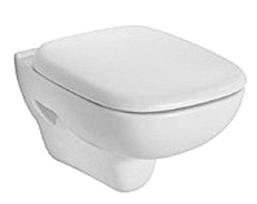 Ceravid Cavea Wand WC Tiefspüler, weiß Alpin, ohne DeckelC48000000