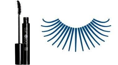 LR colours Volume & Curl Mascara Night Blue 10 ml