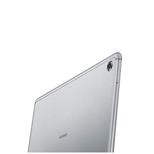 "HUAWEI MediaPad M5 Lite 10 - Tablet de 10.1"" Full HD (LTE, RAM de 3 GB, ROM de 32 GB, Android 8.0, EMUI 8.0) Color Gris 9"