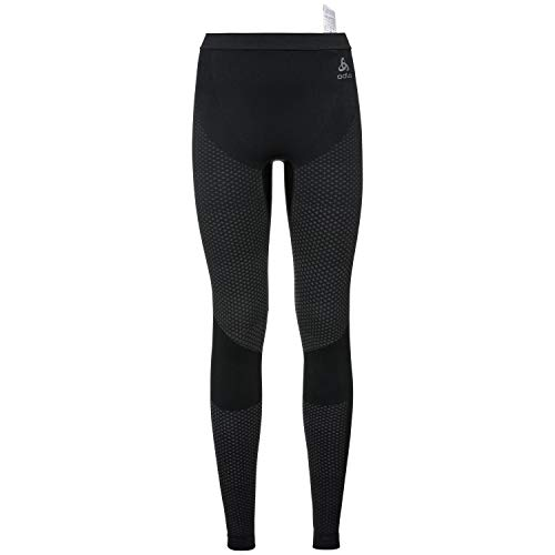 Odlo 159061 Collant Femme Black/Odlo Graphite Grey FR : XS (Taille Fabricant : XS)