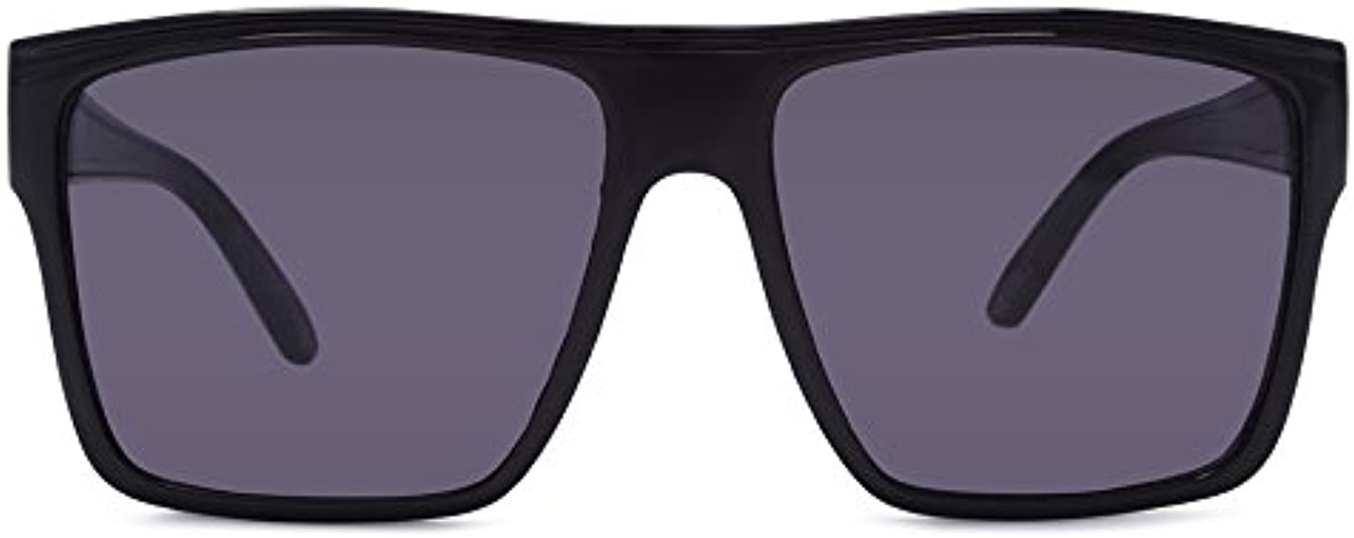 Colt Sunglasses, Gloss Black, Smoke, One Size