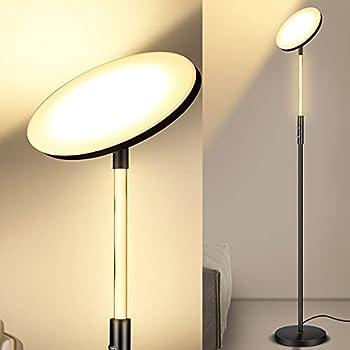 Edislive Tall Standing LED Floor Lamp