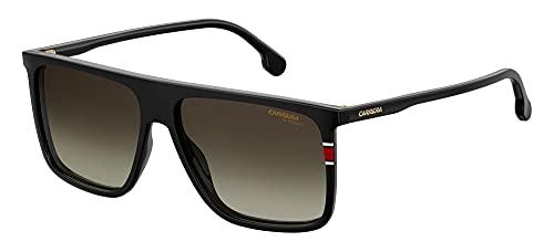 Carrera Gafas de Sol 172/N/S Black/Grey Brown Shaded 58/14/145 hombre