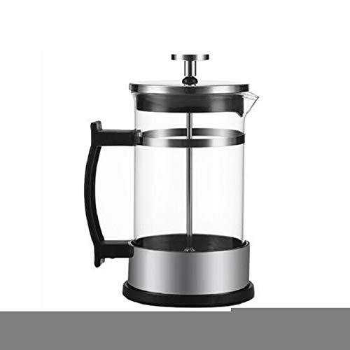 350 ml / 600 ml Französische Presse Kaffeemaschine,kaffeebereiter,french press edelstahl,Kaffeezubereiter Presskanne für Kaffee oder Tee