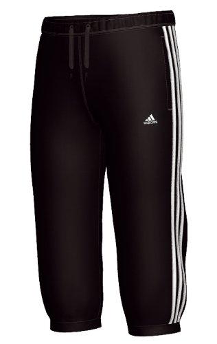 adidas - Pantalones de Running para niña, tamaño 152 UK, Color Negro
