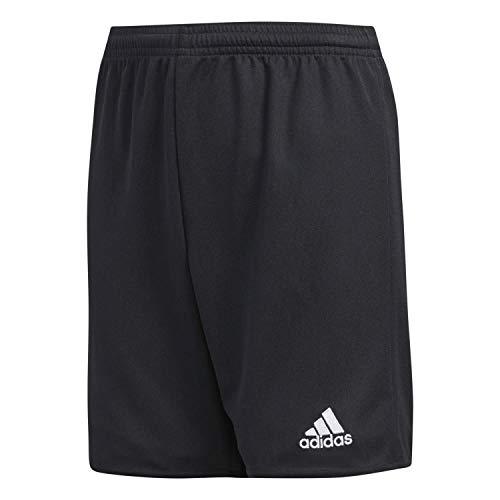 Adidas Jungen Kurze Hose Parma 16 Sho Y, Schwarz-Weiss, 152