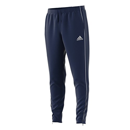adidas Herren CORE18 TR PNT Sport Trousers, Dark Blue/White, 3XL