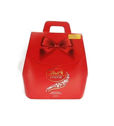 Lindt – & Sprüngli Praline Lindor Cioccolato al Latte in Confezione Regalo190g