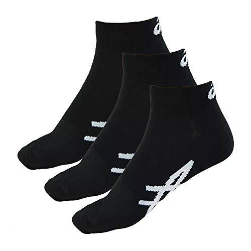 ASICS Made For Sport MotionDryPaquet de 3 paires de chaussettes 132724 (EU 43-46, Performance Black 0904)