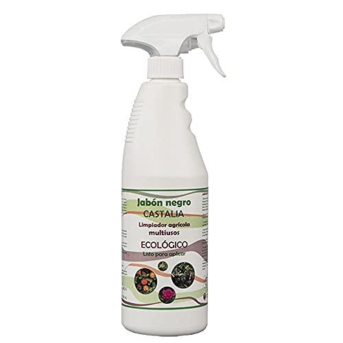 CASTALIA Jabon Negro Spray 750 ml, Estándar, Único
